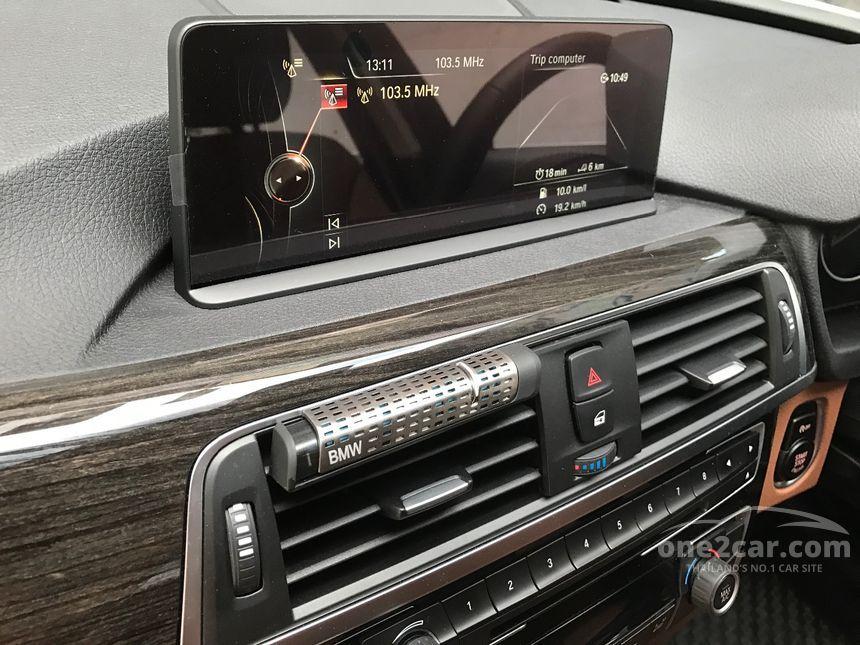 2016 BMW 320d Luxury Sedan