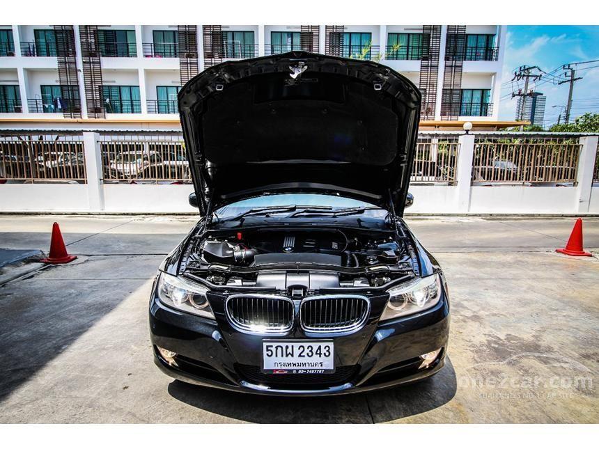 2011 BMW 320d SE Sedan
