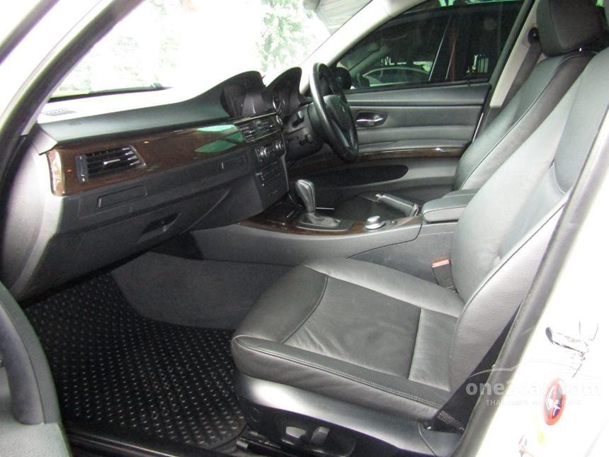 2008 BMW 320d SE Sedan