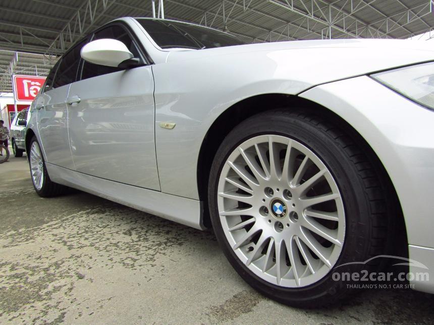 2009 BMW 320d SE Sedan