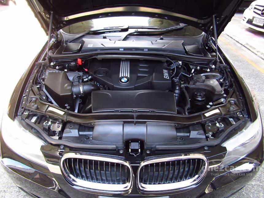 2010 BMW 320d Sedan