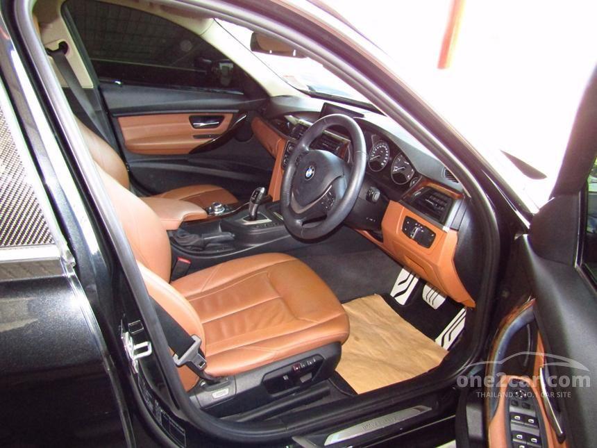 2013 BMW 320d Sedan
