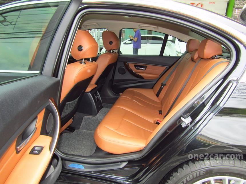 2015 BMW 320d Sedan