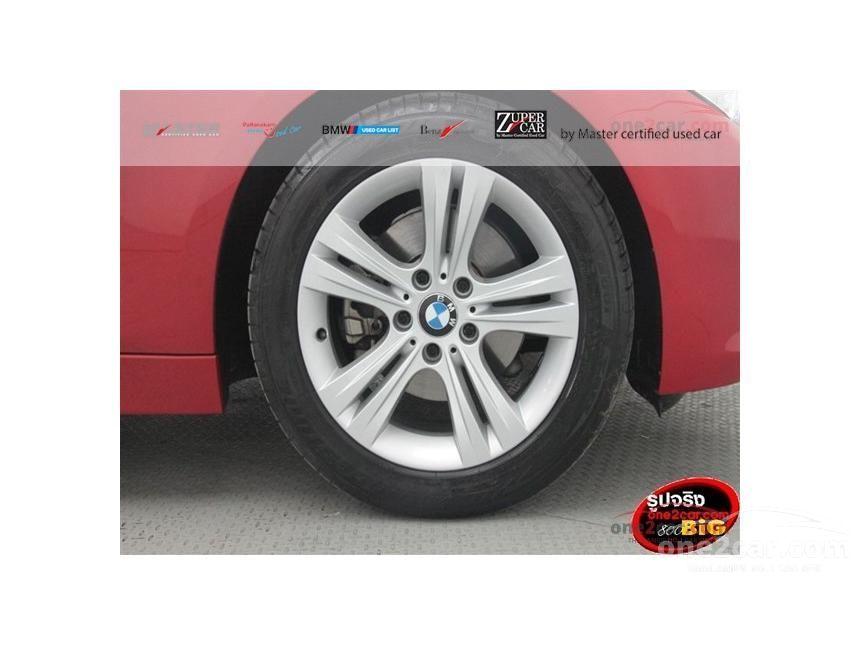 2016 BMW 320d Sedan