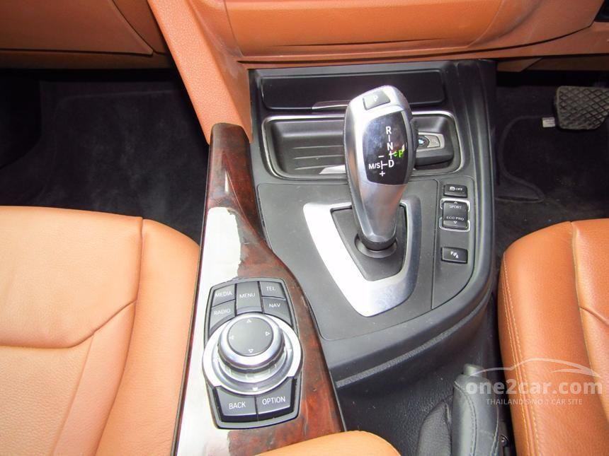 2012 BMW 320d Sedan