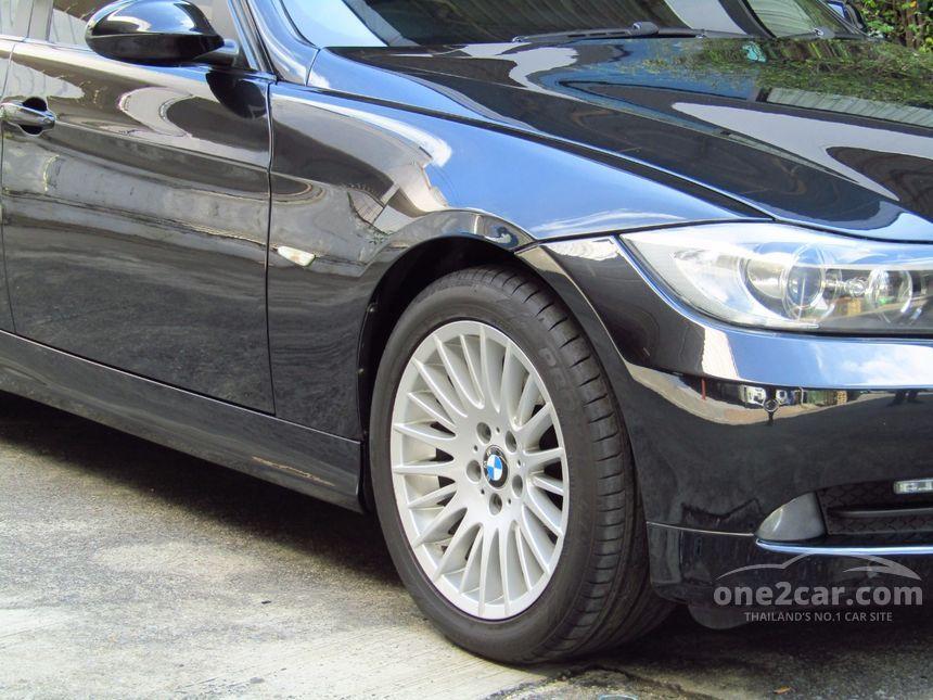 2009 BMW 320d Sedan