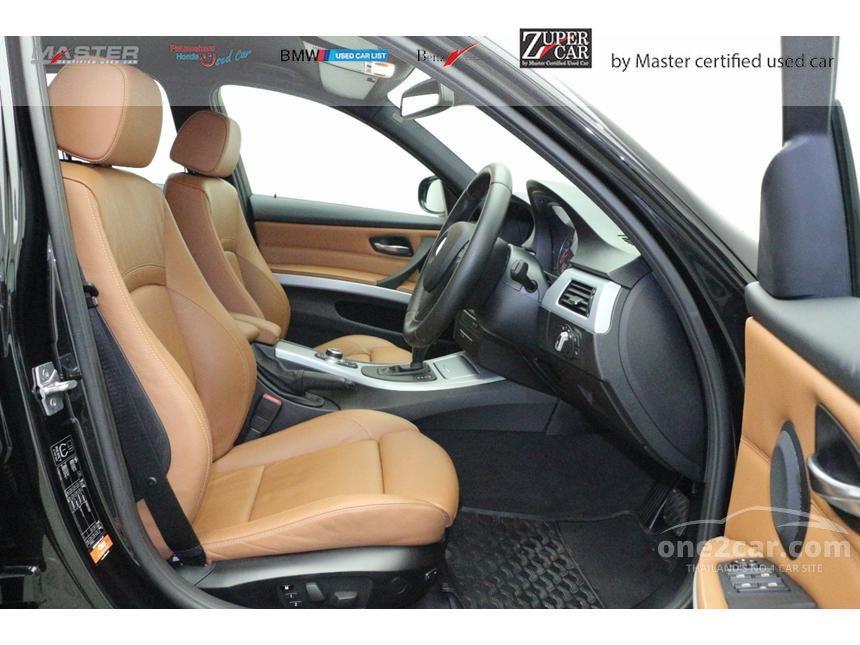 2011 BMW 320d Sport Sedan