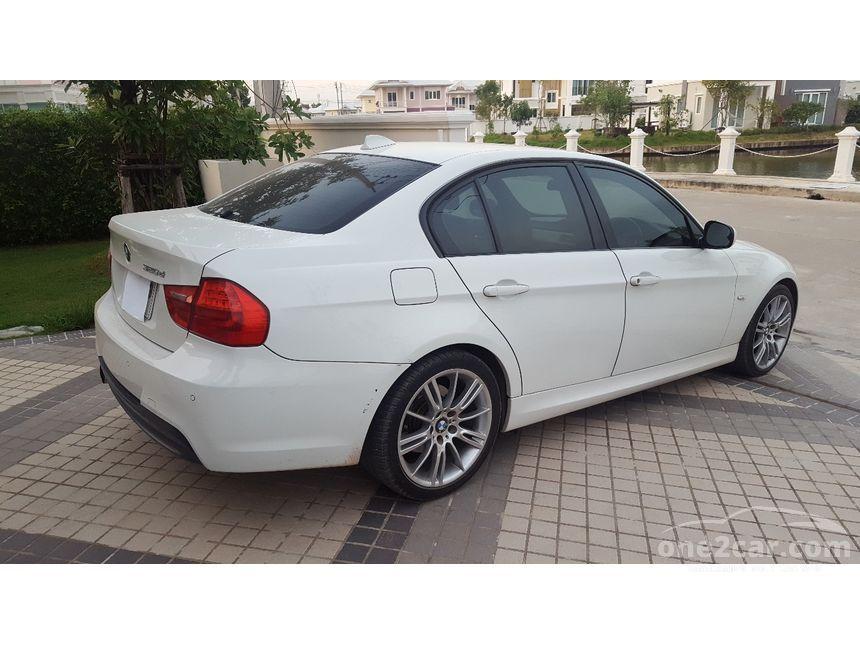 2012 BMW 320d Sport Sedan