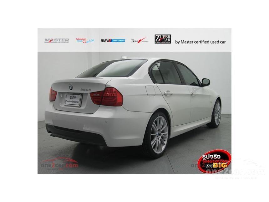 2010 BMW 320d Sport Sedan