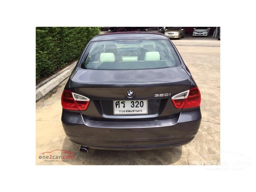 2005 BMW 320i SE Sedan