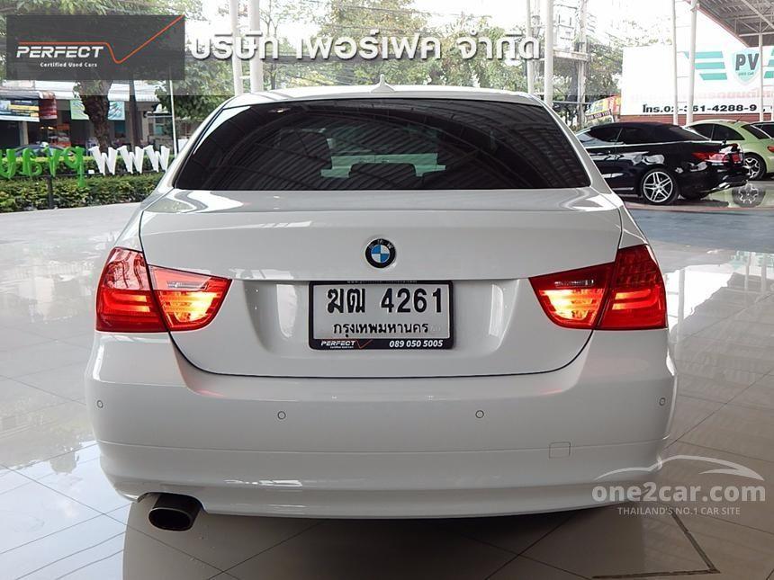 2012 BMW 320i SE Sedan