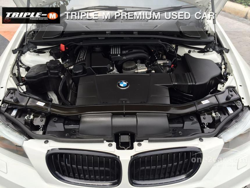 2011 BMW 320i SE Sedan