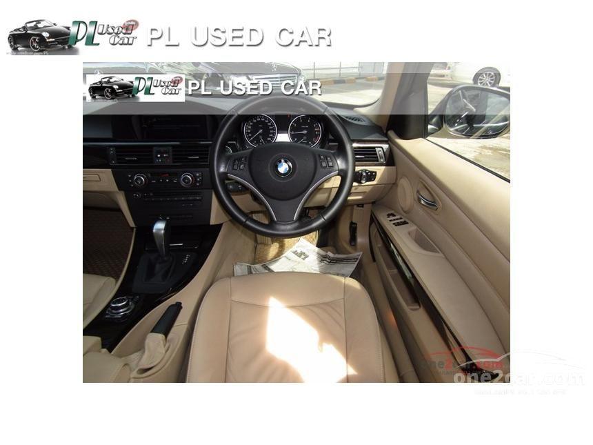 2012 BMW 320i Sedan