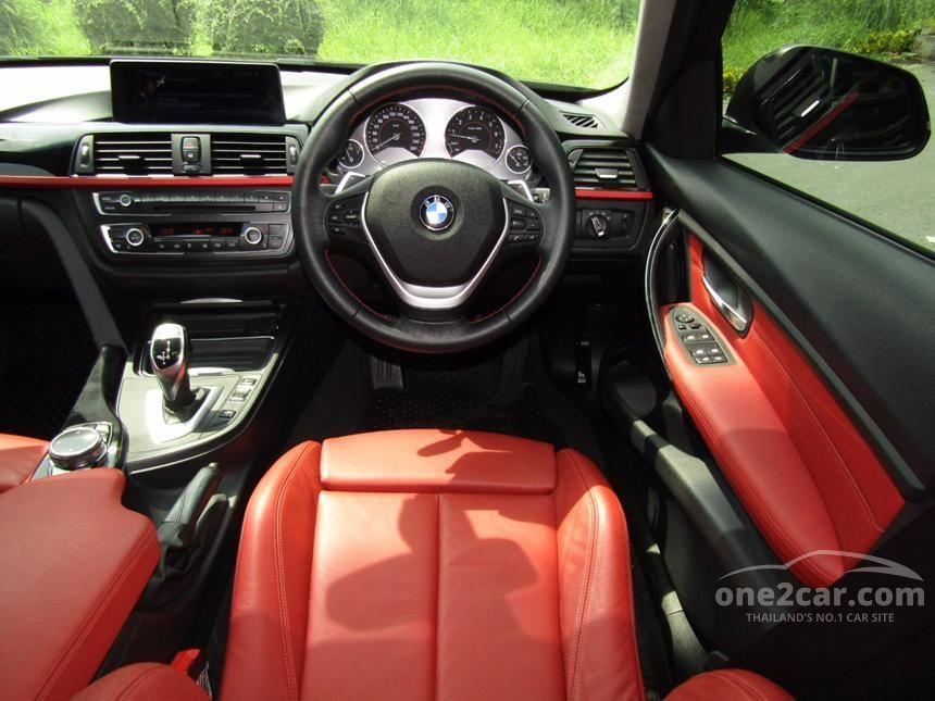 2014 BMW 320i Sedan