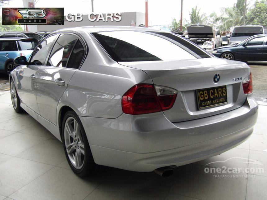 2006 BMW 320i Sedan