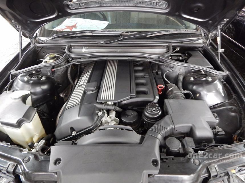 2001 BMW 323i SE Sedan