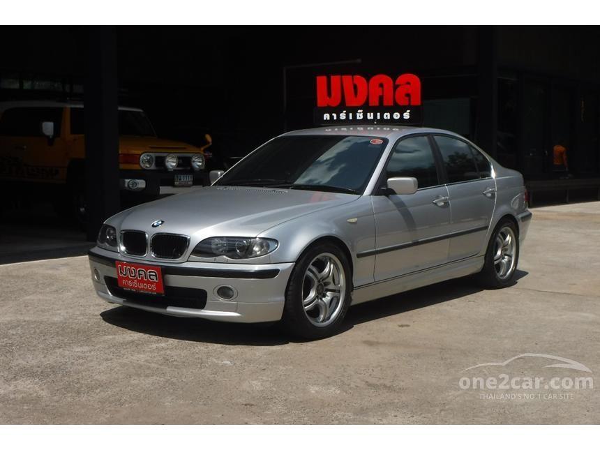 2003 BMW 323i SE Sedan