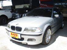 2001 BMW 323i E46 (ปี 98-07) 2.5 AT Sedan