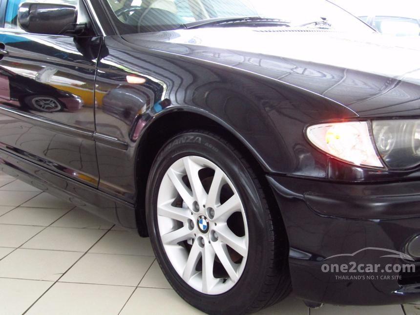 2003 BMW 323i Sedan