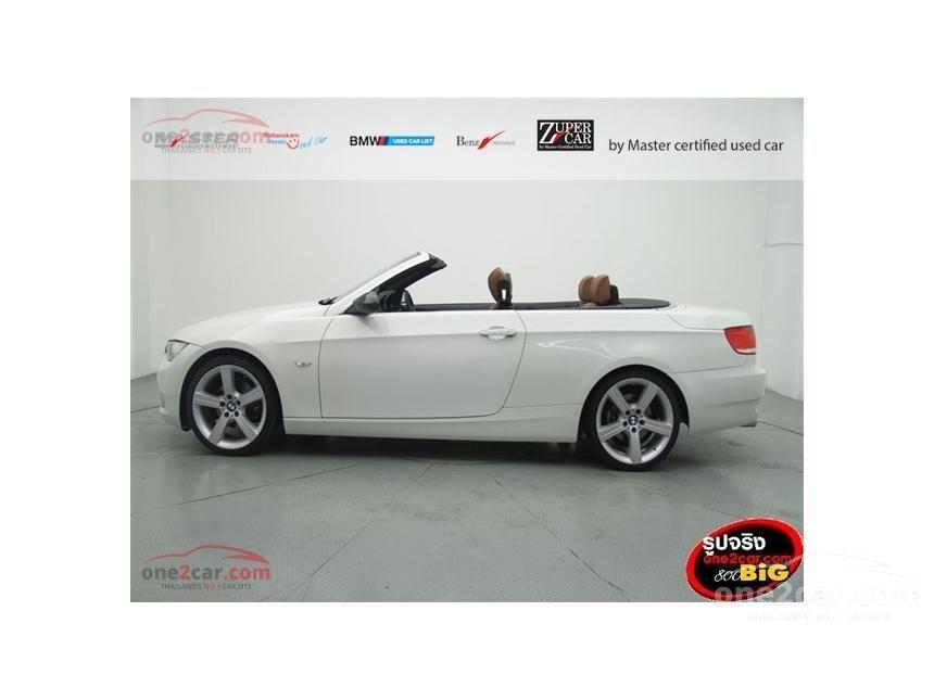 2008 BMW 325Ci Convertible