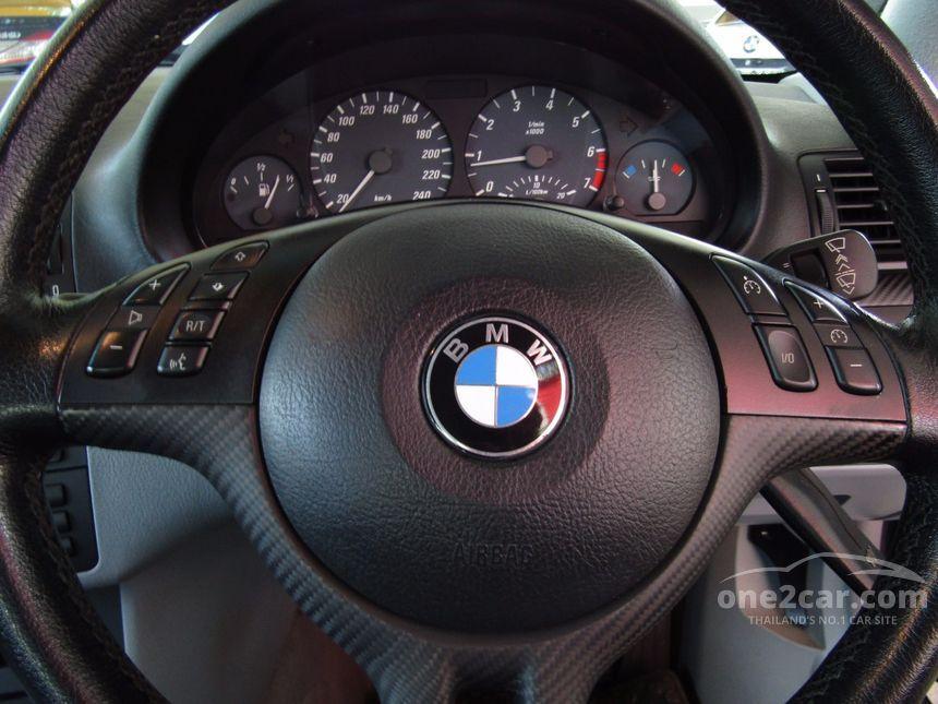 2004 BMW 325Ci Coupe