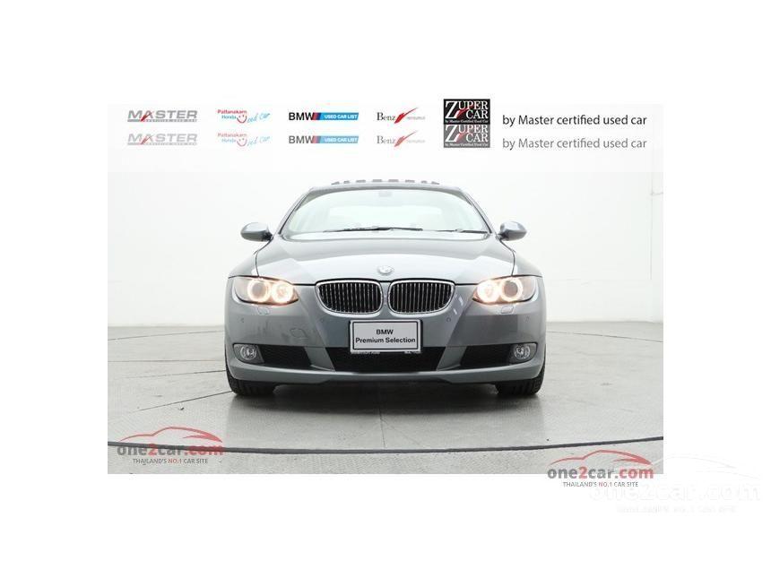 2008 BMW 325Ci SE Coupe