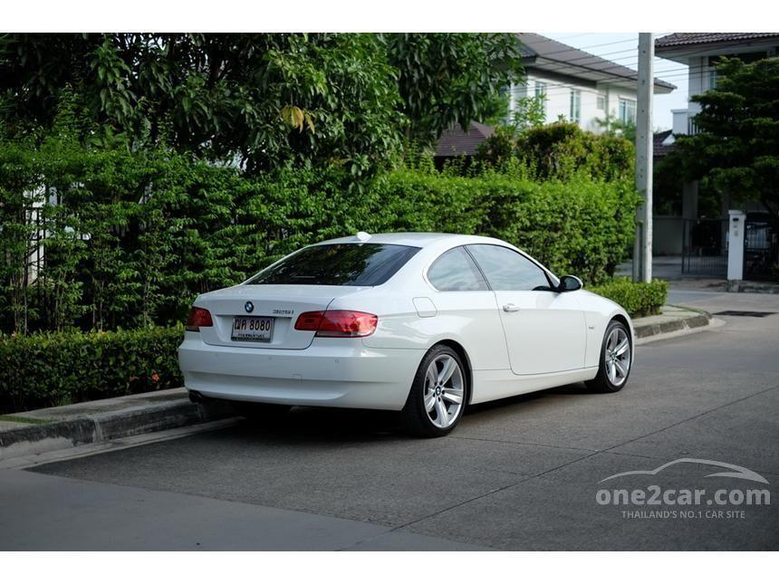 2008 BMW 325Ci Sport Coupe