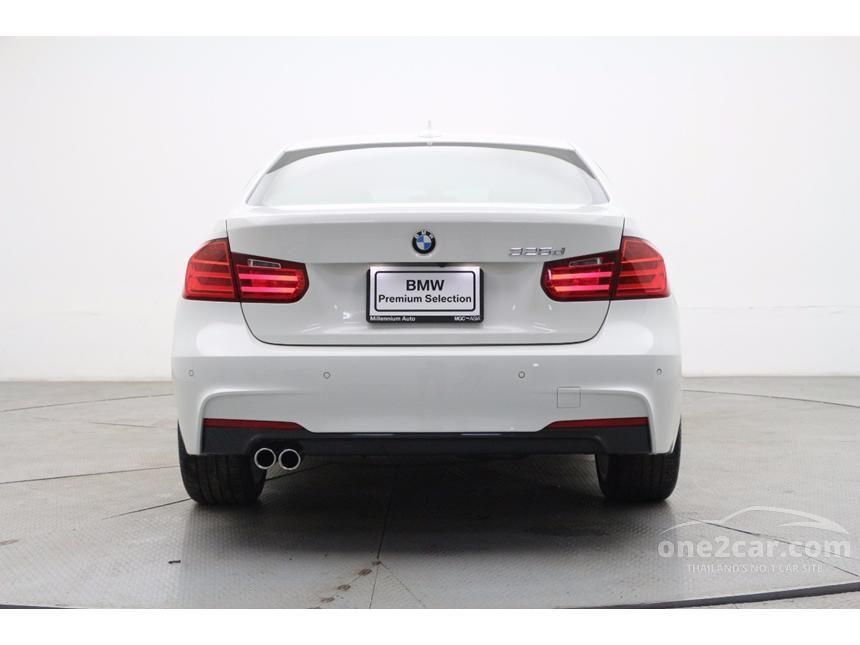 2015 BMW 325d M Sport Sedan