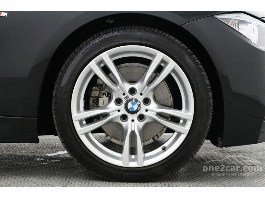 2014 BMW 325d M Sport Sedan