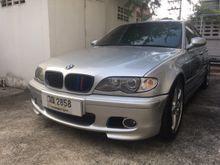 2002 BMW 330i E46 (ปี 98-07) 3.0 AT Sedan