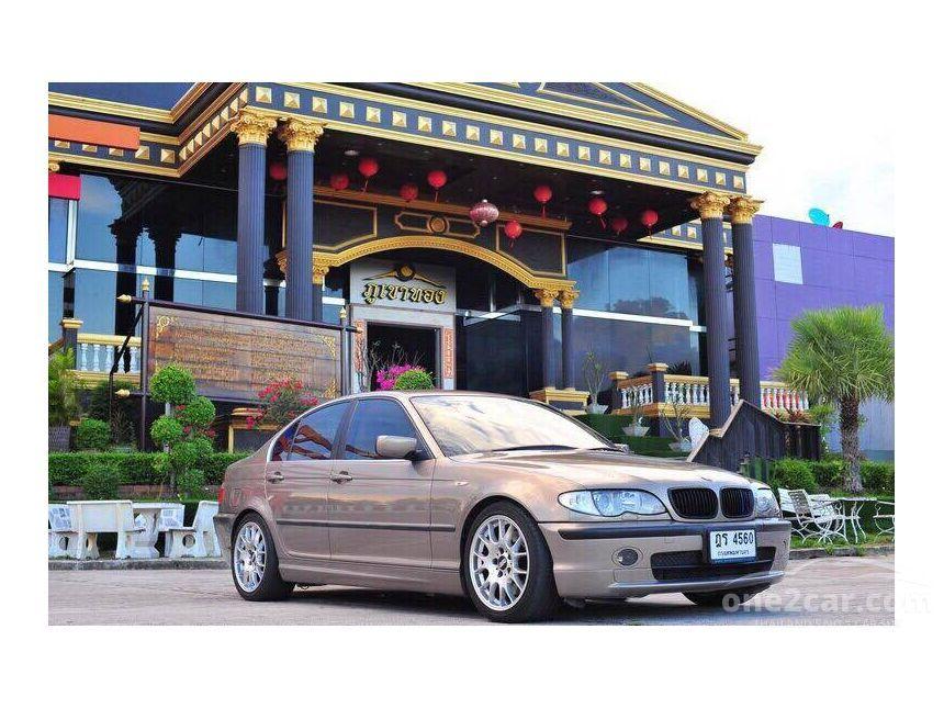 2004 BMW 330i SE Sedan