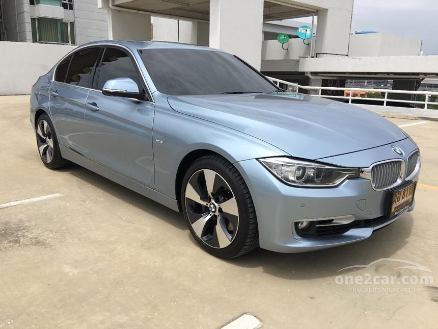 2014 BMW ActiveHybrid 3 Sedan