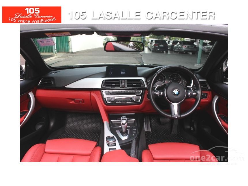 2015 BMW 420d M Sport Convertible