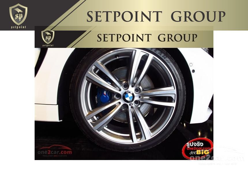 2015 BMW 420d M Sport Package Coupe