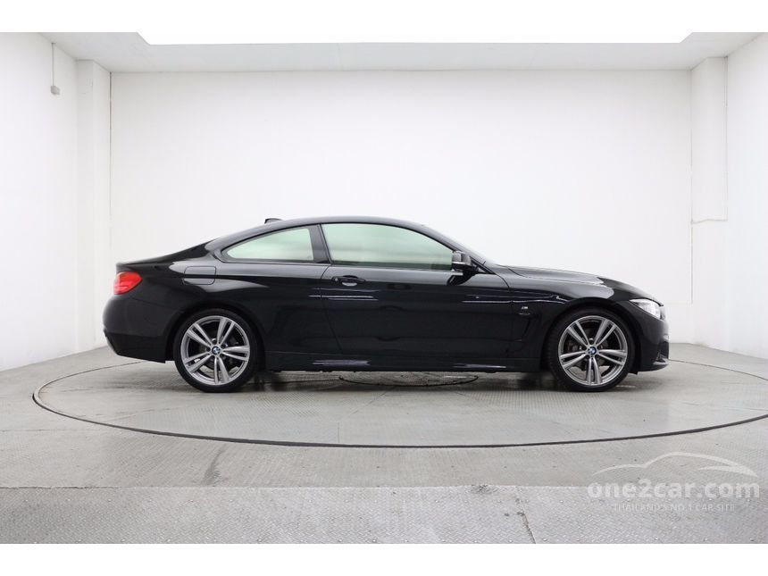 2013 BMW 420d M Sport Package Coupe