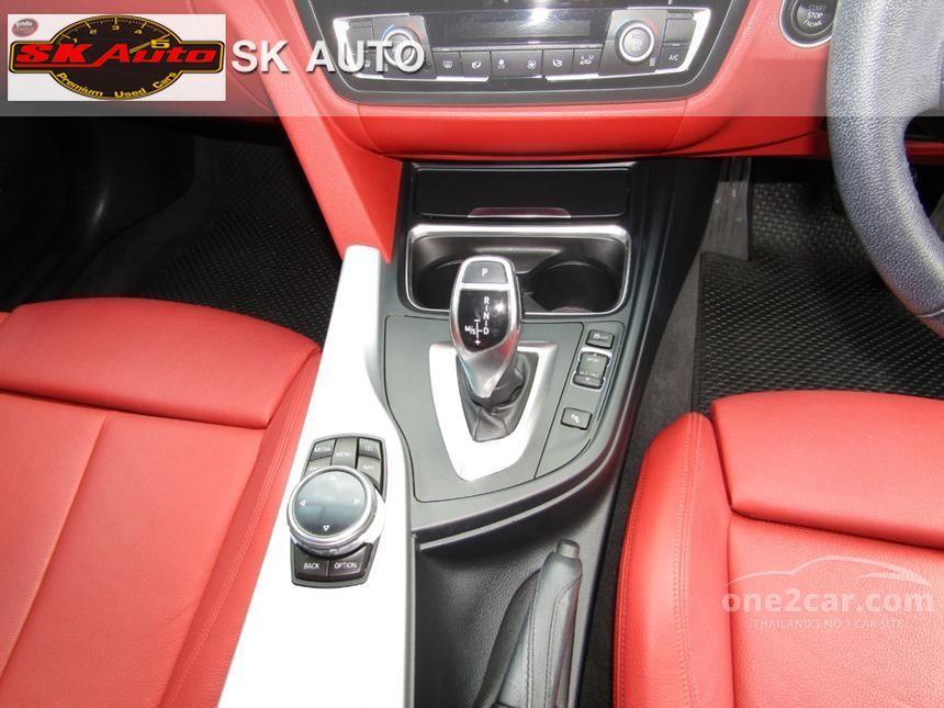 2014 BMW 420d Sport Coupe