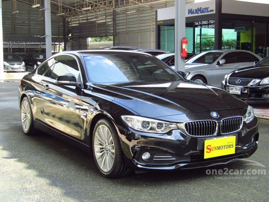 2015 BMW 420d Sport Coupe