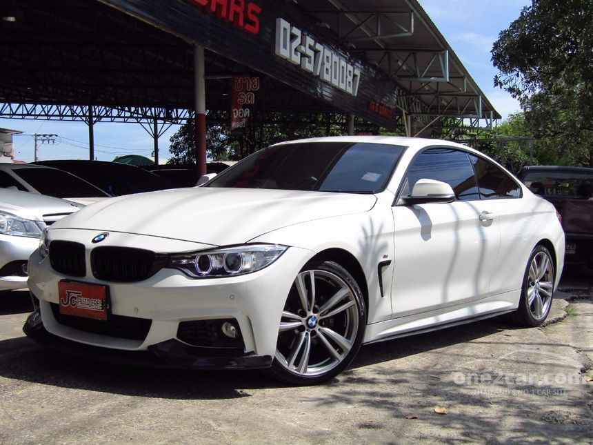 2015 BMW 420d Sport Coupe