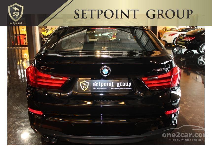 2014 BMW 520d Gran Turismo Sedan