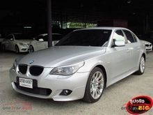 2008 BMW 520d E60 (ปี 03-10) 2.0 AT Sedan