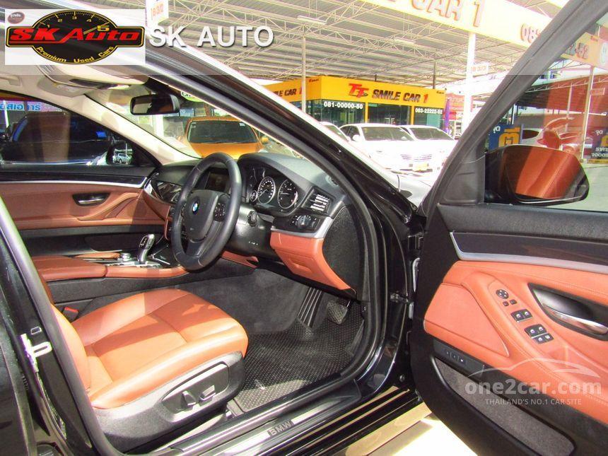 2014 BMW 520d Sedan