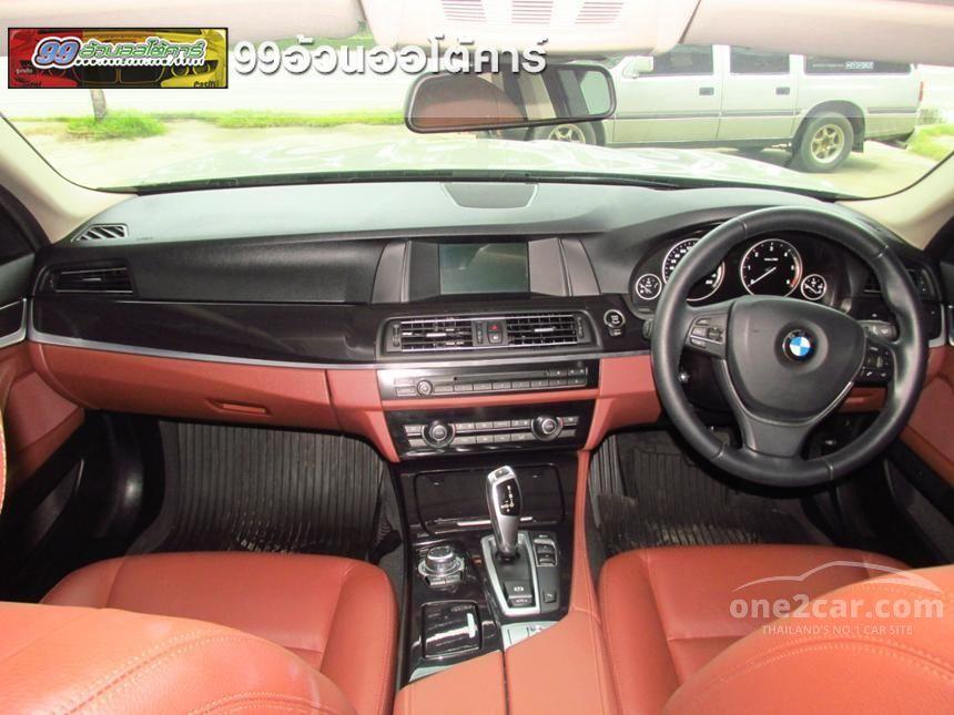 2015 BMW 520d Sedan