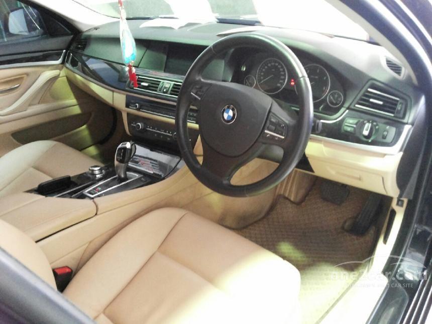 2013 BMW 520d Sedan