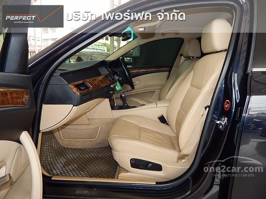 2008 BMW 520d Sedan