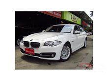 2015 BMW 520d F10 (ปี 10-16) 2.0 AT Sedan