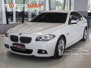 2017 BMW 520d 2.0 F10 (ปี 10-16) M Sport Sedan AT