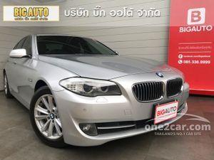 2013 BMW 520d 2.0 F10 (ปี 10-16) Sedan AT