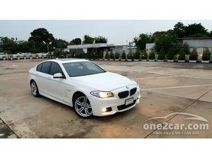 2012 BMW 520d 2.0 F10 (ปี 10-16) Sedan