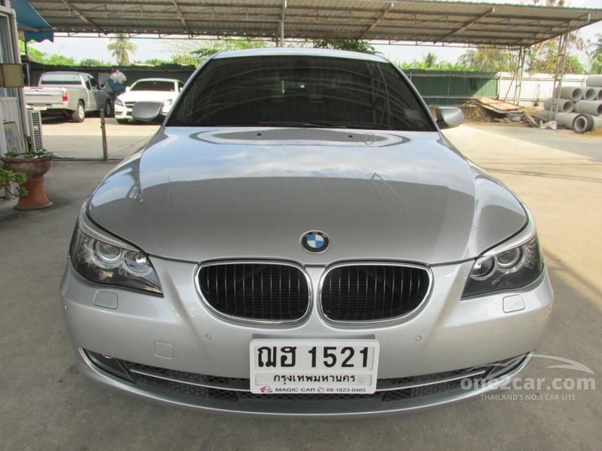 2009 BMW 520d Sedan