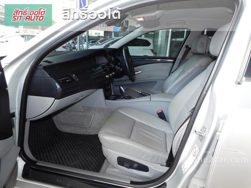 2010 BMW 520d Sedan